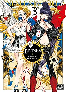 Divines - Eniale et Dewiela Edition simple Tome 3