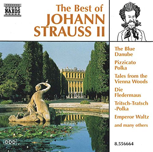 Strauss II, J. (the Best of)