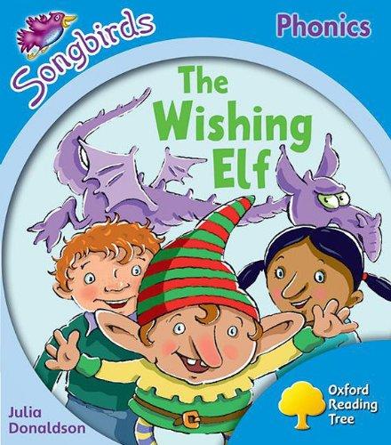 The Wishing Elf