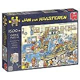 Jumbo 19039 - Jan Van Haasteren  Das Printing Office, Schreibwaren, 1500 Stück