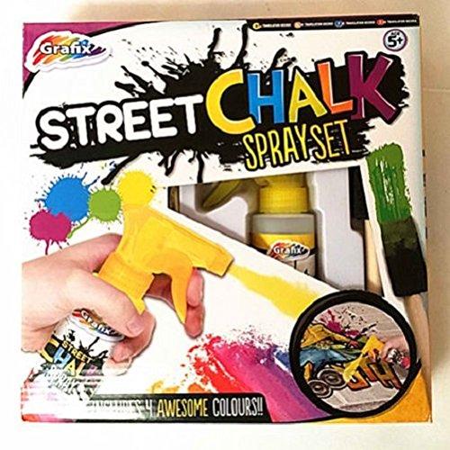 great-gift-for-kids-street-chalk-spray-set-pavement-graffiti-art-spray-4-colors-paint-kids-crafts-to