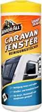 Armor All Caravan Fenster-Reinigungstücher 24 Stk. GAA67024GE, für Acryl-, Kunststoff- und Glasfenster