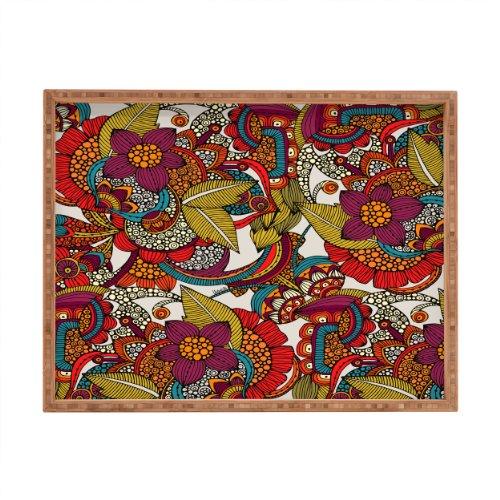 DENY Designs Valentina Ramos-Anais Tablett rechteckig, 17x 22,5