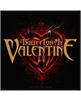 Bullet For My Valentine Heart Of Holes Aufnäher