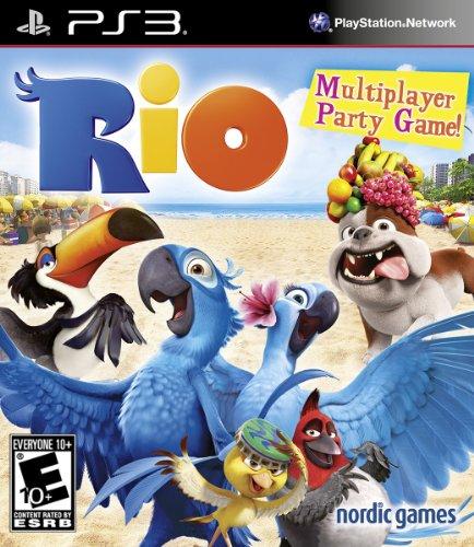 RIO (輸入版) (Rio Spiel Ps3)