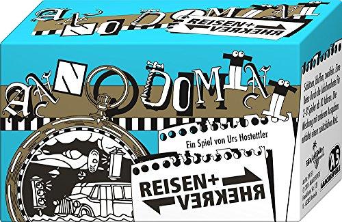 ABACUSSPIELE 09151 - Anno Domini - Reisen und Verkehr