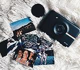 Polaroid Digitale Instant Snap Kamera (Schwarz) mit ZINK Zero Ink Technologie - 7