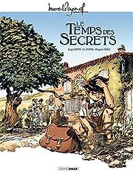 Le temps des secrets (BD) par Morgann Tanco