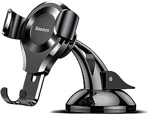 Baseus Gravity Car Mount Universal Car Smartphone Holder 360 Suction Cup Mount