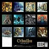 Image de Cthulhu wall calendar 2017 (Art calendar)
