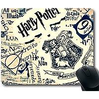 Alfombrilla para ratón Diseño de Harry Potter Deathly Retro Diseño