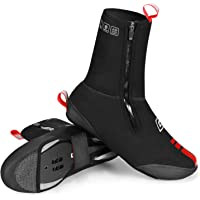 Honeyhouse Cycling Shoe Covers Waterproof Overshoes Road MTB Bicycle Booties for Men Women