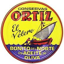 Ortiz El Velero Bonito del Norte en Aceite de Oliva, ...
