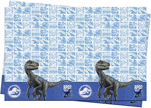Tischdecke Kunststoff Jurassic World 2(120x 180cm)