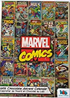Bon Bon Buddies Marvel Comics Chocolate Advent Calendar