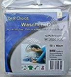 na-und 45079 Wäschenetz 2 Stück Waschnetz 50x40cm bis 95°