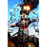 "CGC enorme cartel – Just Cause 3 PS3 PS4 Xbox 360 One – ext060, papel, 24"" x 36"" (61cm x 91.5cm)"