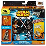 Star Wars Command Death Star Strike Figure Set