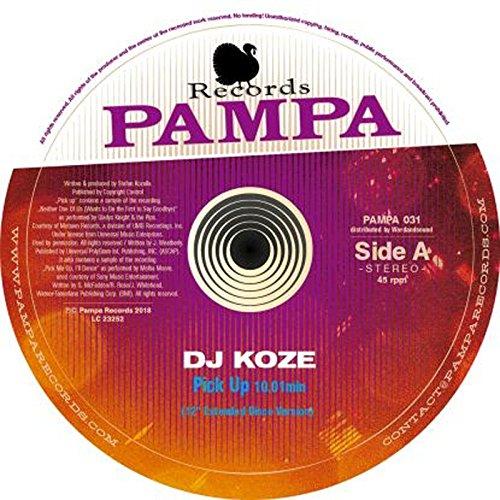 Pick Up [Vinyl Maxi-Single]