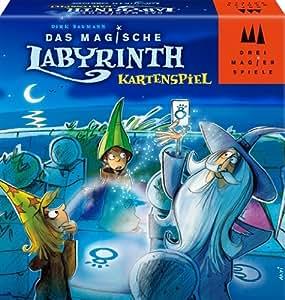Drei Magier Spiele 40852Das magische Labyrinth: The Card Game