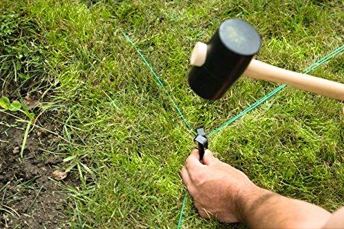 Bosch Home and Garden F016800484 DIY Haken zur Befestigung des Begrenzungskabels