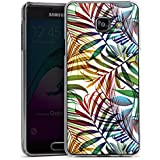 Samsung Galaxy A3 (2016) Housse Étui Protection Coque Palmier Feuilles Jungle