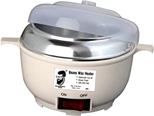 Beardcare Professional Paris Automatic Beans wax heater (Multicolour)