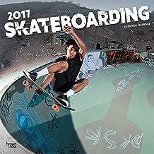 Skateboarding - Skateboarden 2017 - 18-Monatskalender: Original BrownTrout-Kalender [Mehrsprachig] [Kalender] (Wall-Kalender)