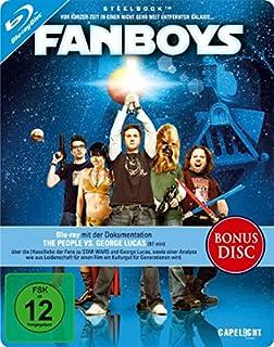 Fanboys - Steelbook [Blu-ray] (Limited Steelbook Edition)