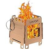 Lixada Camping Alcohol Stove Outdoor Hiking Portable Picnic Mini Cooking Burner
