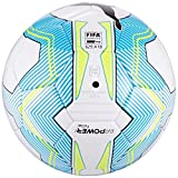 PUMA Fußball evoPOWER 1.3 Futsal FIFA Approved, white/atomic blue/safety yellow, 5, 082566 01 - 2