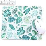 Mouse Pad Quadrat Laptop Büro Desktop-Spiel Gummi Pflanze Maus Pad