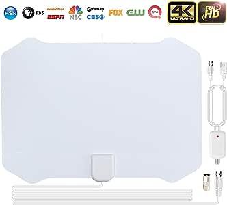 TV Buddy Antenne, 2018 NEU HD Digital TV Antenne: Amazon