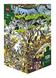 Paul Lamond - Rompecabezas, 1500 piezas (HEYE 29494)