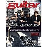 Guitar Ausgabe 01 2011 - Kings of Leon - mit CD - Interviews - Workshops - Playalong Songs - Test und Technik