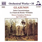 Orchesterwerke Vol. 10