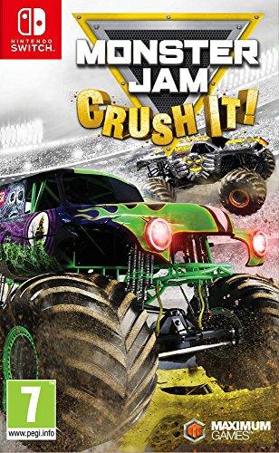 Monster Jam: Crush It - Nintendo Switch - Nintendo Switch [Edizione: Francia]