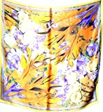 Best Next Level Apparel Next Level Next Level Apparel Lilacs - Silk Salon Large 100% Luxurious Charmeuse Silk Scarf Review