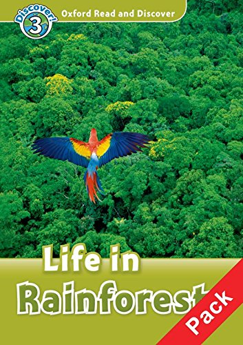 oxford-read-and-discover-oxford-read-discover-level-3-life-in-rainforests-audio-cd-pack