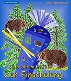 BROCKHAUSEN: Mein Album zur Einschulung 2017: Mein Bärenbuch (Schulanfang 2017)