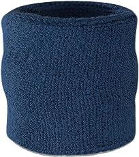 suddora Handgelenk Schweißband–Athletic Baumwolle Frottee Armband für Sport