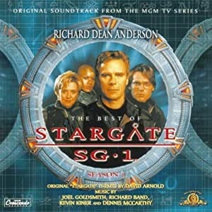 best of stargate sg1 original soundtrack from the mgm tv
