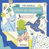 Déco en origamis par Emilie Lapeyre