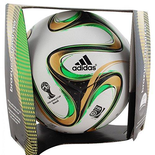 adidas Brazuca Ballon de Football Finale Allemagne-Argentine Coupe du Monde de Football 2014Champion du Monde Brésil Taille 5