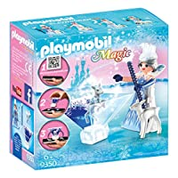 Playmobil 9350 Magic Playmogram 3D Ice Crystal Princess