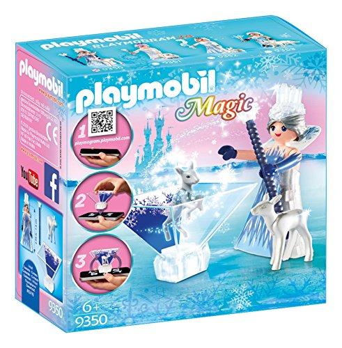 Playmobil- Princesa Cristal de Hielo Juguete