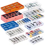 AGT Komplett-Set für Heimwerker mit 12 Sortimentskästen, über 3.250 Teile