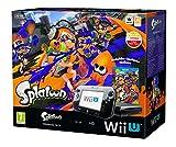 Nintendo Wii U Premium Pack schwarz inkl. Splatoon [Italienische Version]