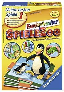 """Ravensburger Mis Primeros Juegos 21269-""""de Dibujo de bajo Juegos Zoo Divertido niños Parte"""