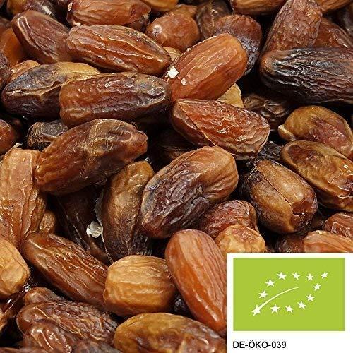 Preisvergleich Produktbild 5kg BIO Datteln Deglet Nour getrocknet und entsteint,  versandkostenfrei (in D),  leckere Trockenfrüchte ungeschwefelt und ohne Zuckerzusatz aus kbA